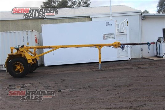 Custom other Semi Trailer Sales Pty Ltd - Trailers for Sale