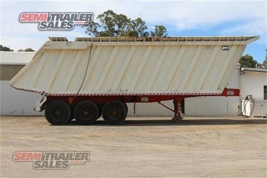 2006 Smiths & Sons Tipper Trailer - Trailers for Sale