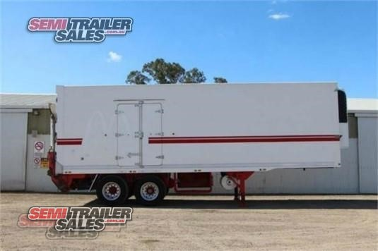 2003 FTE Refrigerated Trailer Semi Trailer Sales Pty Ltd - Trailers for Sale