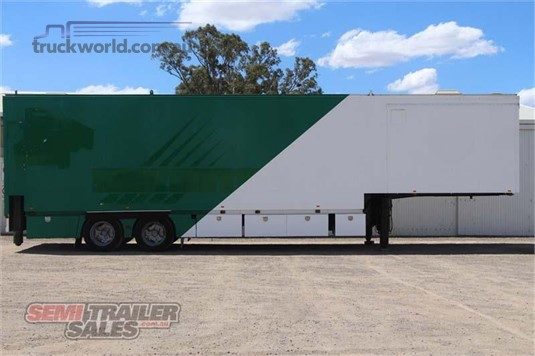 1987 Fruehauf Pantech Trailer - Trailers for Sale