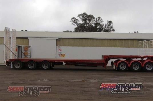 2011 Barker Drop Deck Trailer - Trailers for Sale
