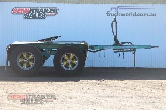 2010 Custom Dolly - Trailers for Sale