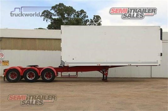 2000 FTE Pantech Trailer - Trailers for Sale