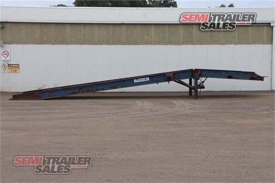 Custom Loading Ramp Semi Trailer Sales Pty Ltd - Trailers for Sale