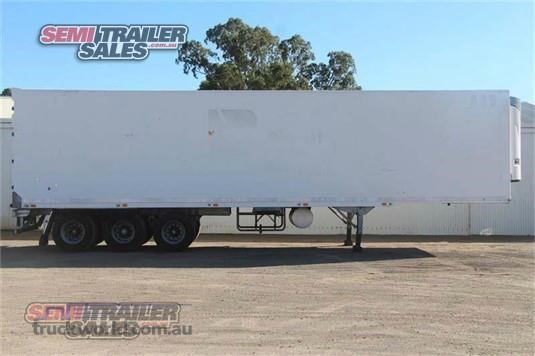 1993 FTE Pantech Trailer - Trailers for Sale