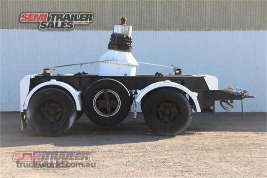 1990 Hamelex White Dolly - Trailers for Sale