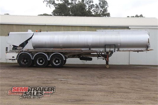 1981 Narwhal other Semi Trailer Sales Pty Ltd - Trailers for Sale