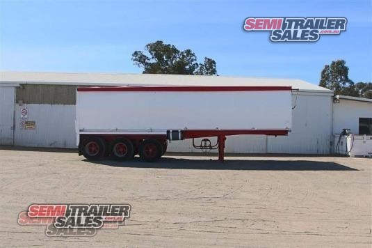 2008 Hold Bros Tipper Trailer Semi Trailer Sales Pty Ltd - Trailers for Sale