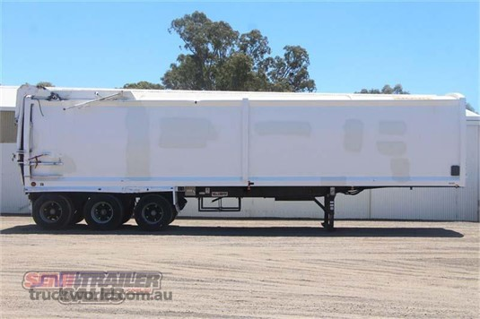 2005 Vawdrey Compactor Trailer - Trailers for Sale