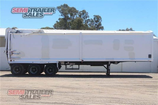 2005 Vawdrey Compactor Trailer Semi Trailer Sales Pty Ltd - Trailers for Sale