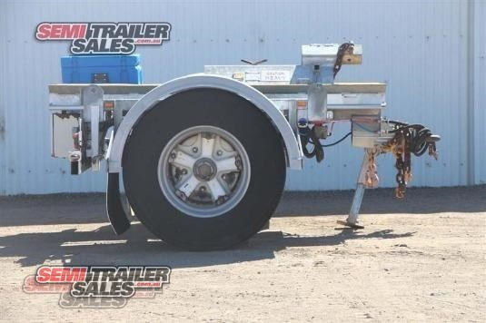 2009 Maxitrans Dolly Semi Trailer Sales Pty Ltd - Trailers for Sale