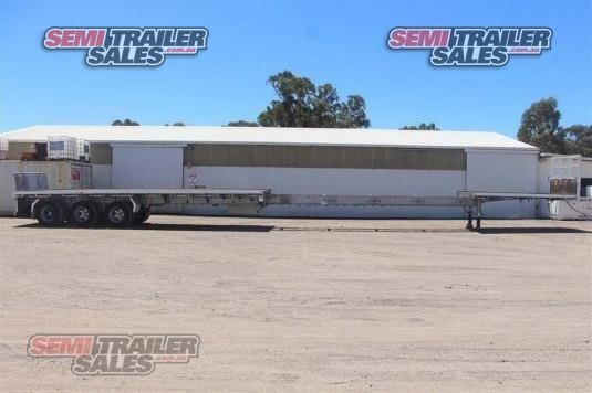 2008 Southern Cross Flat Top Trailer Semi Trailer Sales Pty Ltd - Trailers for Sale