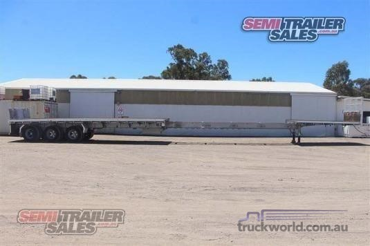 2008 Southern Cross Skeletal Trailer - Trailers for Sale