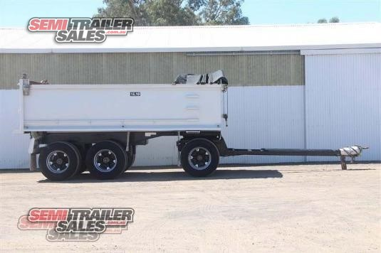 2005 Hercules Tipper Trailer Semi Trailer Sales Pty Ltd - Trailers for Sale