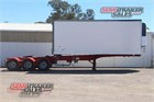 1999 Maxi Cube Refrigerated Trailer Roll Back Trailers