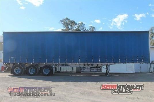 2002 Freighter Curtainsider Trailer - Trailers for Sale
