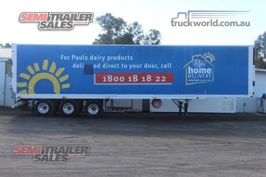 1995 FTE Pantech Trailer - Trailers for Sale