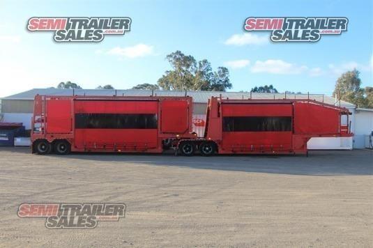 2011 Custom Car Carrier Trailer Semi Trailer Sales Pty Ltd - Trailers for Sale