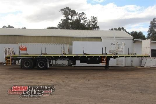 2010 Maxitrans Flat Top Trailer - Trailers for Sale