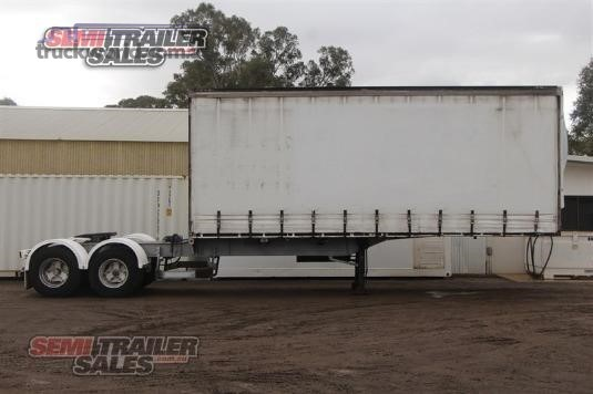 1998 Vawdrey Curtainsider Trailer - Trailers for Sale