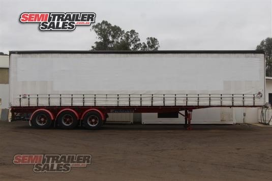2002 Maxitrans Curtainsider Trailer Semi Trailer Sales Pty Ltd - Trailers for Sale