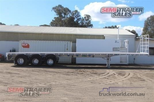 2003 Vawdrey Flat Top Trailer - Trailers for Sale