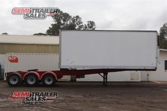 1995 Maxi Cube Refrigerated Trailer Semi Trailer Sales Pty Ltd - Trailers for Sale