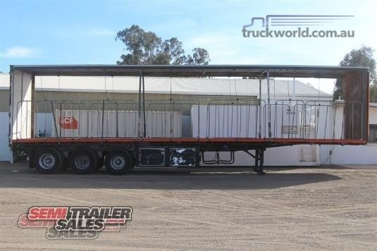 1995 Freighter Curtainsider Trailer - Trailers for Sale