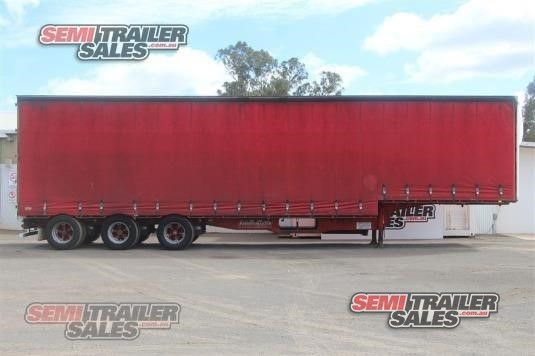 2000 Freightmaster Curtain Sider Trailer Semi Trailer Sales Pty Ltd - Trailers for Sale