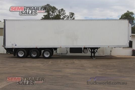 1993 Maxi Cube Refrigerated Trailer - Trailers for Sale