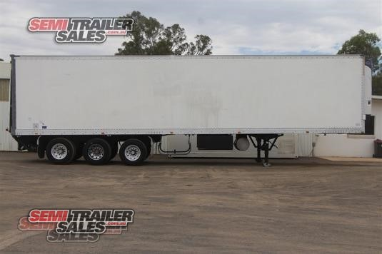 1993 Maxi Cube Refrigerated Trailer Semi Trailer Sales Pty Ltd - Trailers for Sale