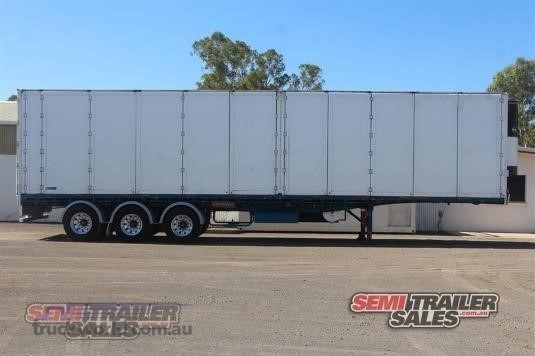 2007 Barker Refrigerated Trailer - Trailers for Sale