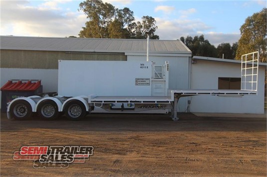 2010 Maxitrans Drop Deck Trailer Semi Trailer Sales Pty Ltd - Trailers for Sale