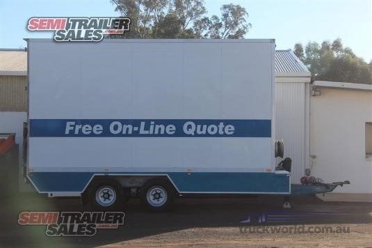 2006 Belco Pantech Trailer - Trailers for Sale