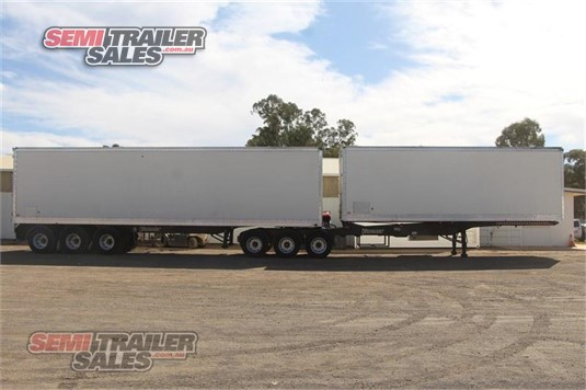 2004 Vawdrey Pantech Trailer Semi Trailer Sales Pty Ltd - Trailers for Sale