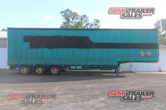 2004 Maxitrans Curtainsider Trailer Semi Trailer Sales Pty Ltd - Trailers for Sale