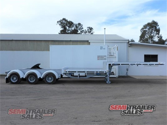 1999 Vawdrey Drop Deck Trailer Semi Trailer Sales Pty Ltd - Trailers for Sale