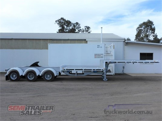 1999 Vawdrey Drop Deck Trailer - Trailers for Sale