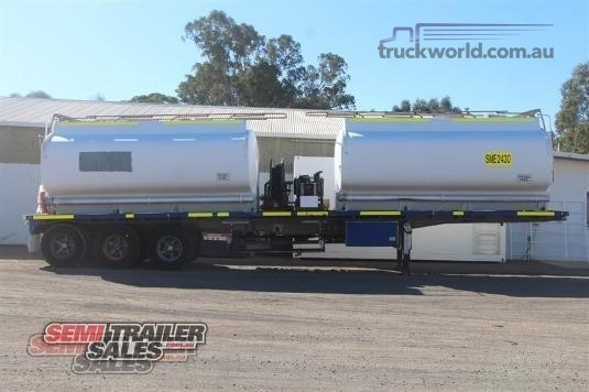 1982 Haulmark Flat Top Trailer - Trailers for Sale