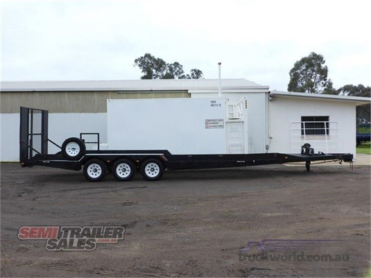 2012 Custom Car Carrier Trailer - Trailers for Sale