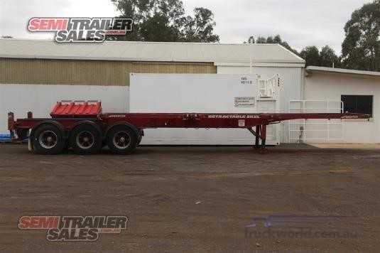 2000 Maxitrans Skeletal Trailer - Trailers for Sale