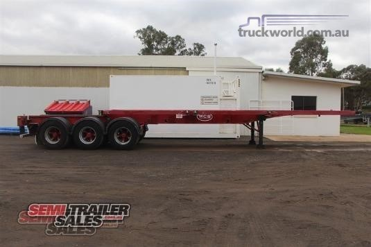 2001 Freighter Skeletal Trailer - Trailers for Sale