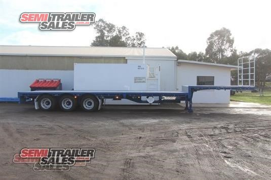 2017 Vawdrey Drop Deck Trailer Semi Trailer Sales Pty Ltd - Trailers for Sale