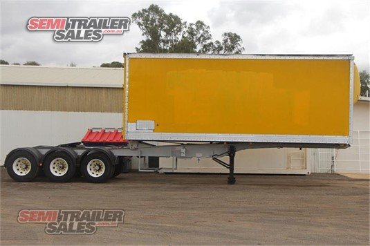 2002 Vawdrey Pantech Trailer Semi Trailer Sales Pty Ltd - Trailers for Sale