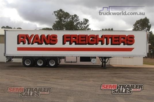 2001 Maxitrans Refrigerated Trailer - Trailers for Sale