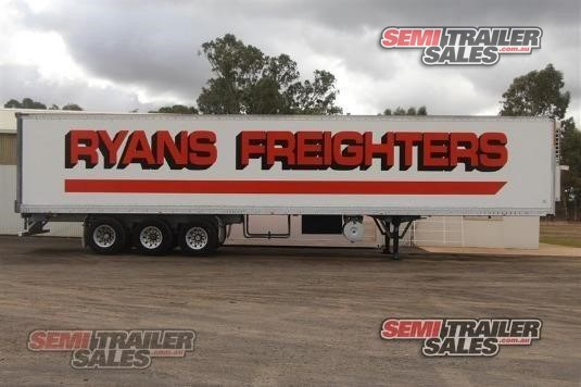 2001 Maxitrans Refrigerated Trailer Semi Trailer Sales Pty Ltd - Trailers for Sale