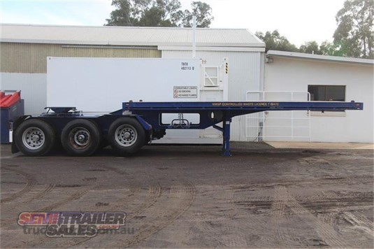 2013 JCE Flat Top Trailer - Trailers for Sale