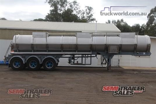 1988 Tieman Tanker Trailer - Trailers for Sale