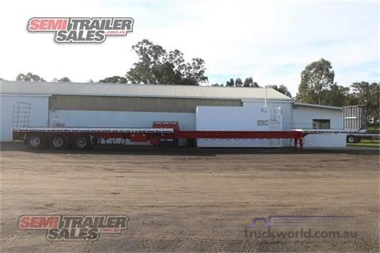 2011 Howard Porter Flat Top Trailer - Trailers for Sale