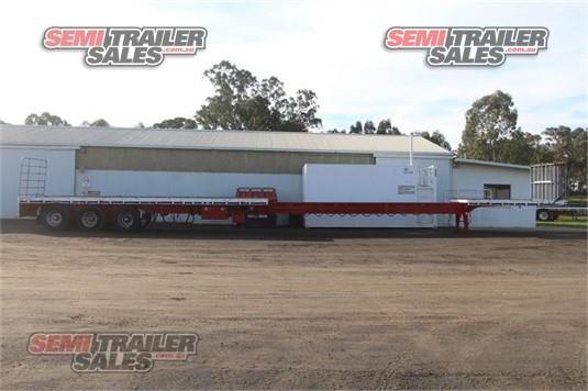 2011 Howard Porter Flat Top Trailer Semi Trailer Sales Pty Ltd - Trailers for Sale